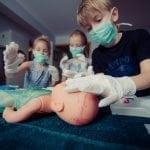 עזרה ראשונה לגני ילדים